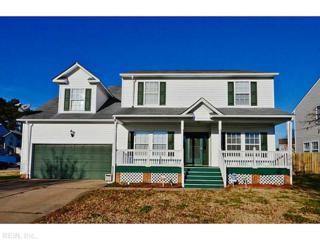 501  Mount Pleasant Dr  , Portsmouth, VA 23707 (#1452926) :: The Kris Weaver Real Estate Team