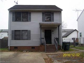 725  Craig St  , Norfolk, VA 23523 (#1453680) :: All Pros Real Estate and All Pros Realty