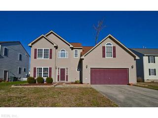 25  Thoroughbred Dr  , Hampton, VA 23666 (#1453879) :: The Kris Weaver Real Estate Team