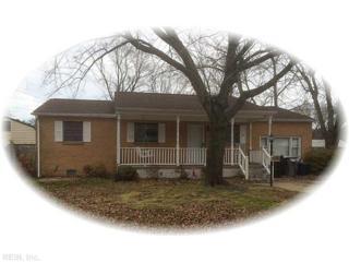 612  Nottingham Drive  , Hampton, VA 23669 (#1453977) :: The Kris Weaver Real Estate Team