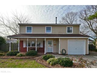 813  Kings Arms Dr  , Virginia Beach, VA 23452 (#1500909) :: The Kris Weaver Real Estate Team