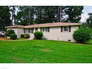 3812  Magnolia Dr  , Portsmouth, VA 23703 (#1505238) :: The Kris Weaver Real Estate Team