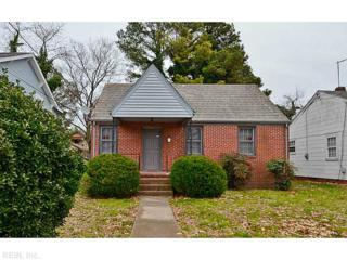 2107  Camden Ave  , Portsmouth, VA 23704 (#1505469) :: The Kris Weaver Real Estate Team