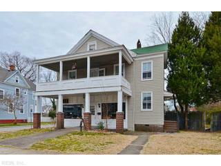 258  Mt Vernon Ave  , Portsmouth, VA 23707 (#1506177) :: The Kris Weaver Real Estate Team