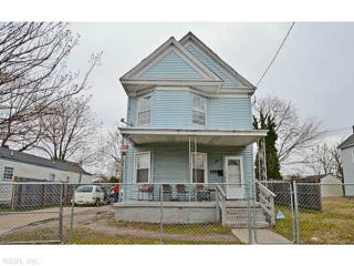 1133  26TH ST  , Newport News, VA 23607 (#1506933) :: The Kris Weaver Real Estate Team