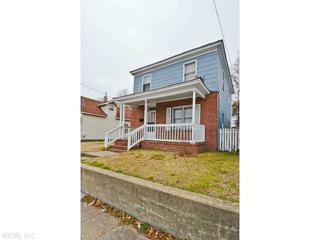 719  16TH ST  , Newport News, VA 23607 (#1507045) :: The Kris Weaver Real Estate Team