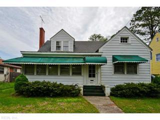 504  Walnut St  , Franklin, VA 23851 (#1511371) :: The Kris Weaver Real Estate Team