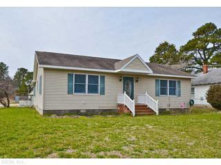 19352  Lee Street  , Accomack County, VA 23410 (#1512953) :: The Kris Weaver Real Estate Team