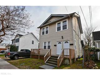221 W W. 26Th St.  , Norfolk, VA 23517 (#1516536) :: The Kris Weaver Real Estate Team