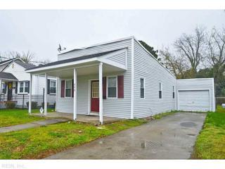 933  Albert Ave  , Norfolk, VA 23513 (#1516937) :: The Kris Weaver Real Estate Team