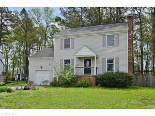 11  Evans Grove Rd  , Poquoson, VA 23662 (#1517878) :: The Kris Weaver Real Estate Team