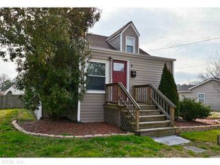 4  Harris Rd  , Portsmouth, VA 23702 (#1518030) :: The Kris Weaver Real Estate Team