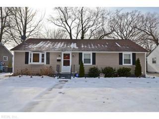 311  Winchester Dr  , Hampton, VA 23666 (#1519651) :: The Kris Weaver Real Estate Team