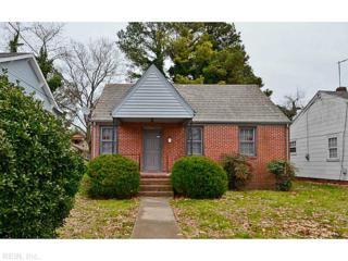 2107  Camden Ave  , Portsmouth, VA 23704 (#1521182) :: The Kris Weaver Real Estate Team