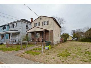 1232  24TH ST  , Newport News, VA 23607 (#1521776) :: The Kris Weaver Real Estate Team