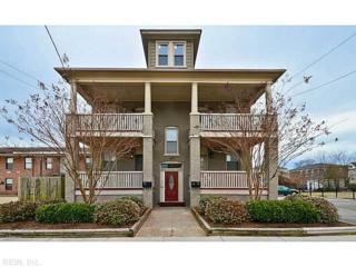 209 W 34TH ST  , Norfolk, VA 23504 (#1522568) :: The Kris Weaver Real Estate Team