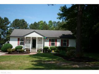 176  Racefield  , James City County, VA 23168 (#1522969) :: All Pros Real Estate and All Pros Realty