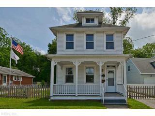 1108 E Pembroke Ave  , Hampton, VA 23669 (#1523410) :: The Kris Weaver Real Estate Team