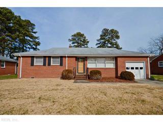 308  Saunders Dr  , Portsmouth, VA 23701 (#1504265) :: The Kris Weaver Real Estate Team
