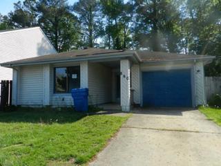 860  Crashaw St  , Virginia Beach, VA 23462 (#1519696) :: The Kris Weaver Real Estate Team