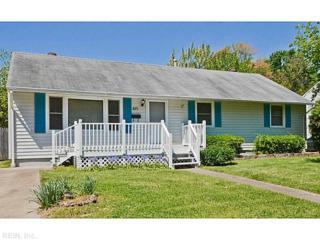 405  Winchester Dr  , Hampton, VA 23666 (#1520878) :: The Kris Weaver Real Estate Team