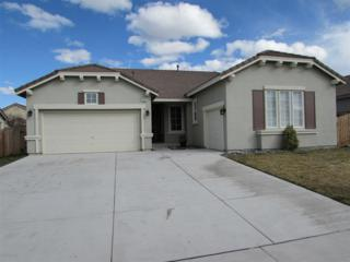 1319  Rouge River Road  , Fernley, NV 89408 (MLS #150002287) :: RE/MAX Realty Affiliates