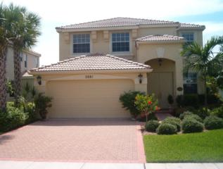 2081  Reston Circle  , Royal Palm Beach, FL 33411 (#RX-10060420) :: The Torrance Group