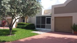 18800  Jolson Av  4, Boca Raton, FL 33496 (#RX-10091968) :: Scuttina Real Estate Group
