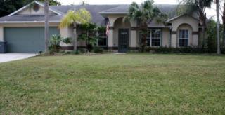 162 SE Carter Avenue  , Port Saint Lucie, FL 34983 (#RX-10121771) :: The Torrance Group