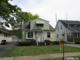 480  Bennington Dr  , Greece, NY 14616 (MLS #R252158) :: Robert PiazzaPalotto Sold Team