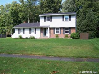 54  Erath Dr  , Greece, NY 14626 (MLS #R258622) :: Robert PiazzaPalotto Sold Team