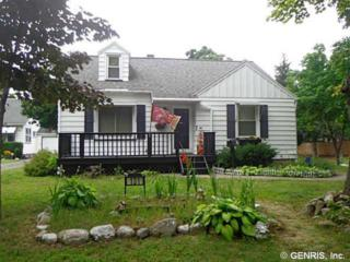 131  Willowbrook Rd  , Greece, NY 14616 (MLS #R260491) :: Robert PiazzaPalotto Sold Team