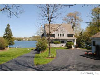 3795  Shearman Rd  , Castile, NY 14530 (MLS #R262300) :: Robert PiazzaPalotto Sold Team