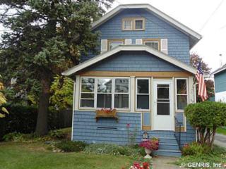 36  Buffalo St  , Canandaigua-City, NY 14424 (MLS #R263052) :: Robert PiazzaPalotto Sold Team