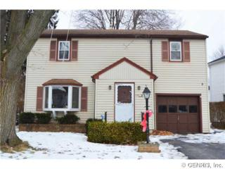 624  Tarrington Rd  , Irondequoit, NY 14609 (MLS #R265093) :: Robert PiazzaPalotto Sold Team