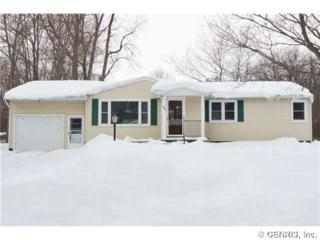 665  Elmgrove Rd  , Gates, NY 14606 (MLS #R266577) :: Robert PiazzaPalotto Sold Team