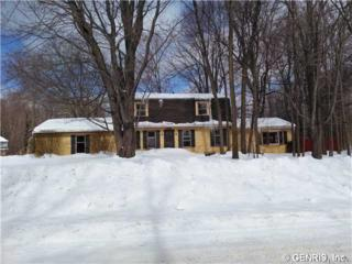 1246  Holley Rd  , Webster, NY 14580 (MLS #R267698) :: Robert PiazzaPalotto Sold Team
