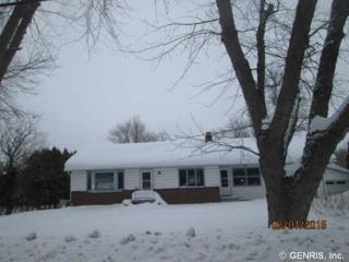 9103  Wilkinson Rd  , Batavia-Town, NY 14020 (MLS #R268584) :: Robert PiazzaPalotto Sold Team