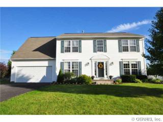 1493  Bowling Green Dr  , Webster, NY 14580 (MLS #R256570) :: Robert PiazzaPalotto Sold Team