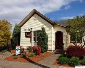 227 SW 6th St  , Corvallis, OR 97333 (MLS #684140) :: The Broker Duo