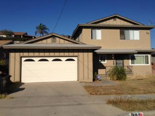2425  Calle Chantae  , San Diego, CA 92139 (#140058130) :: Whissel Realty