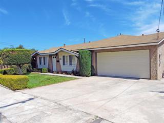 571  Worthington  , Spring Valley, CA 91977 (#150016542) :: Allison James Estates and Homes