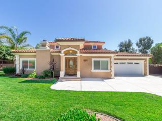1012  Mar Vista Drive  , Vista, CA 92081 (#150016971) :: Allison James Estates and Homes