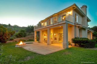 2827  Via Del Robles  , Fallbrook, CA 92028 (#150019558) :: Allison James Estates and Homes