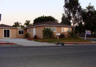 4043 Thomas St  Oceanside Ca 92056  , Oceanside, CA 92056 (#150020867) :: Realty San Diego