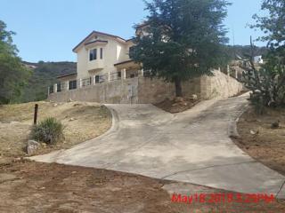 825  Lookout  , El Cajon, CA 92019 (#150028540) :: Pickford Realty LTD, DBA Berkshire Hathaway HomeServices California Properties