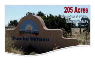 Rancho Verano  , Santa Fe, NM 87508 (MLS #201401434) :: The Very Best of Santa Fe