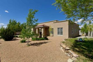 13  Rael Lane  , Santa Fe, NM 87505 (MLS #201402548) :: The Very Best of Santa Fe