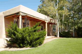 4002  Old Santa Fe Trail  , Santa Fe, NM 87505 (MLS #201404657) :: The Very Best of Santa Fe