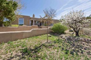 86-B  Paseo Encantado Ne  , Santa Fe, NM 87506 (MLS #201501481) :: The Very Best of Santa Fe